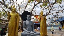 Шри Ланка през август