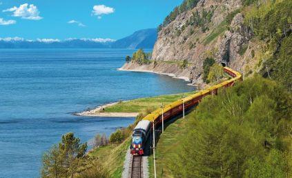 ТрансСибирски експрес - от Пекин до Москва